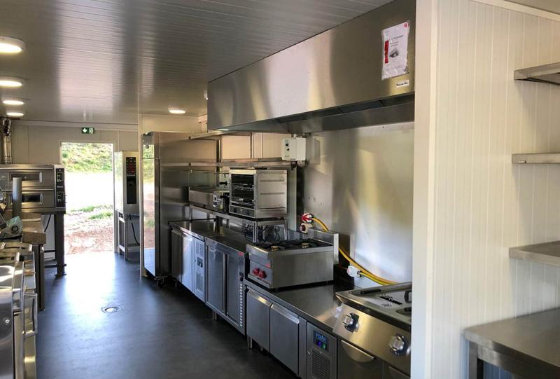 novablock cuisine kiosque