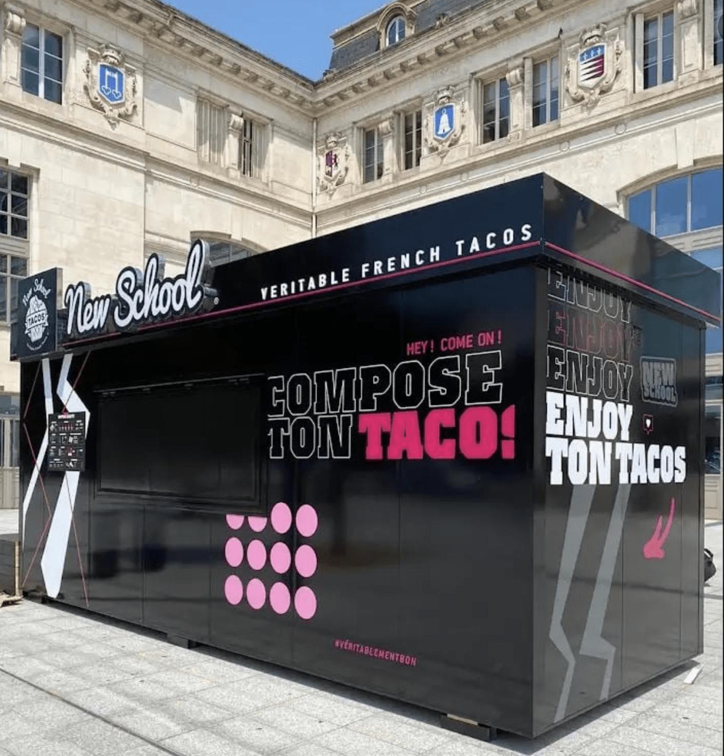 new school tacos gare